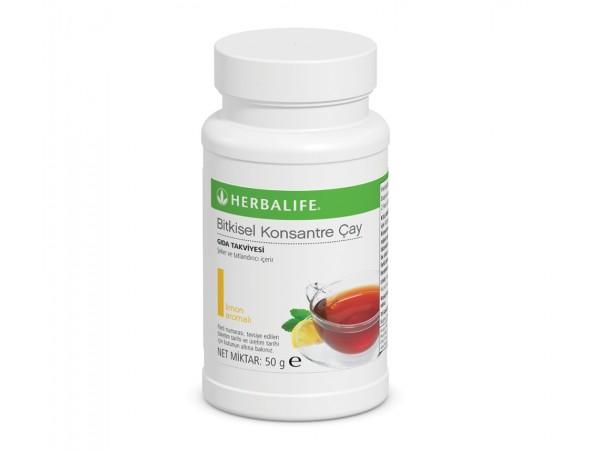 Bitkisel Konsantre Çay Limon (50gr)