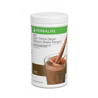 Çikolata Aromalı Formül 1 Besleyici Shake Karışımı