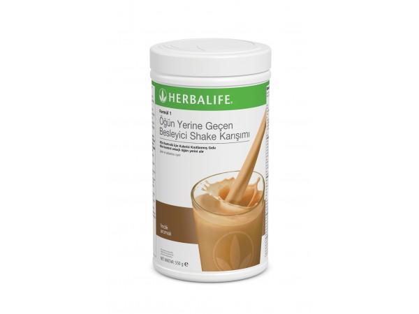 Fındık Aromalı Formül 1 Besleyici Shake Karışımı