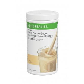 Vanilya Aromalı Formül 1 Besleyici Shake Karışımı