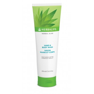 Herbal Aloe El ve Vücut Şampuanı